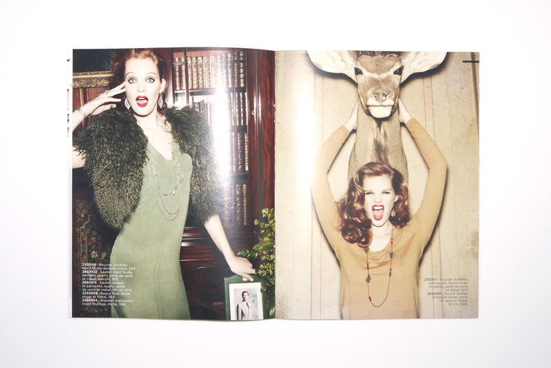 Agatha - Catalog - Inside pages
