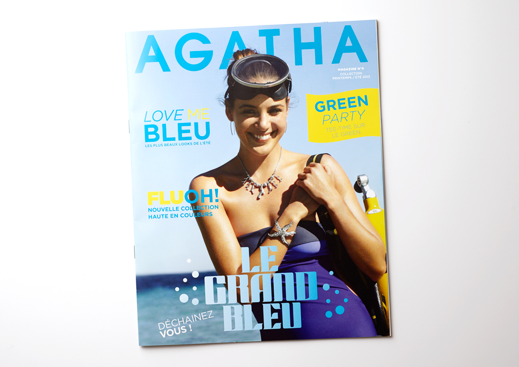 Agatha - Catalog - Cover