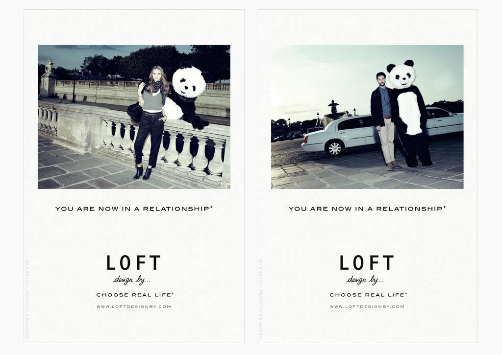 Loft Design By - Campaign