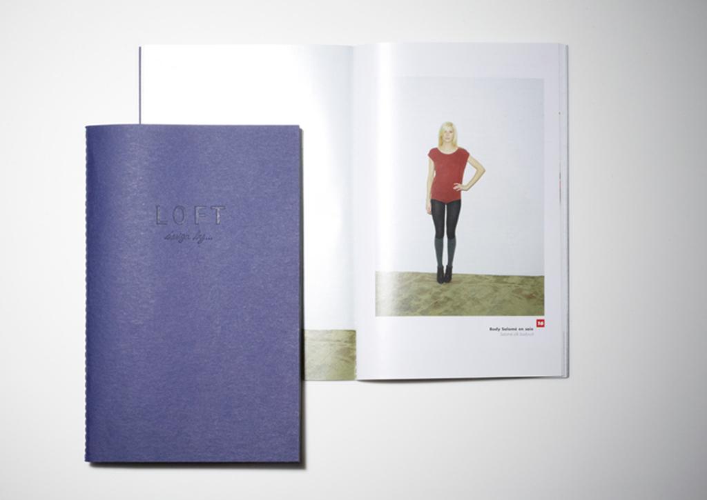 LOFT - Lookbook FW 2011/12 - Cover