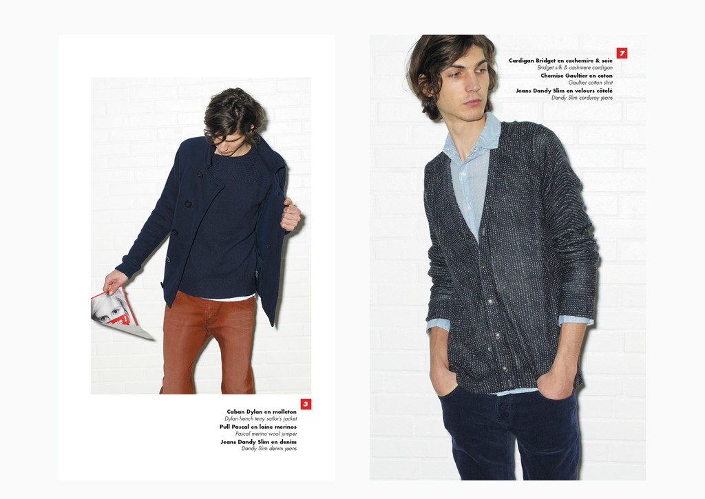 LOFT - Lookbook FW 2011/12 - Inside pages