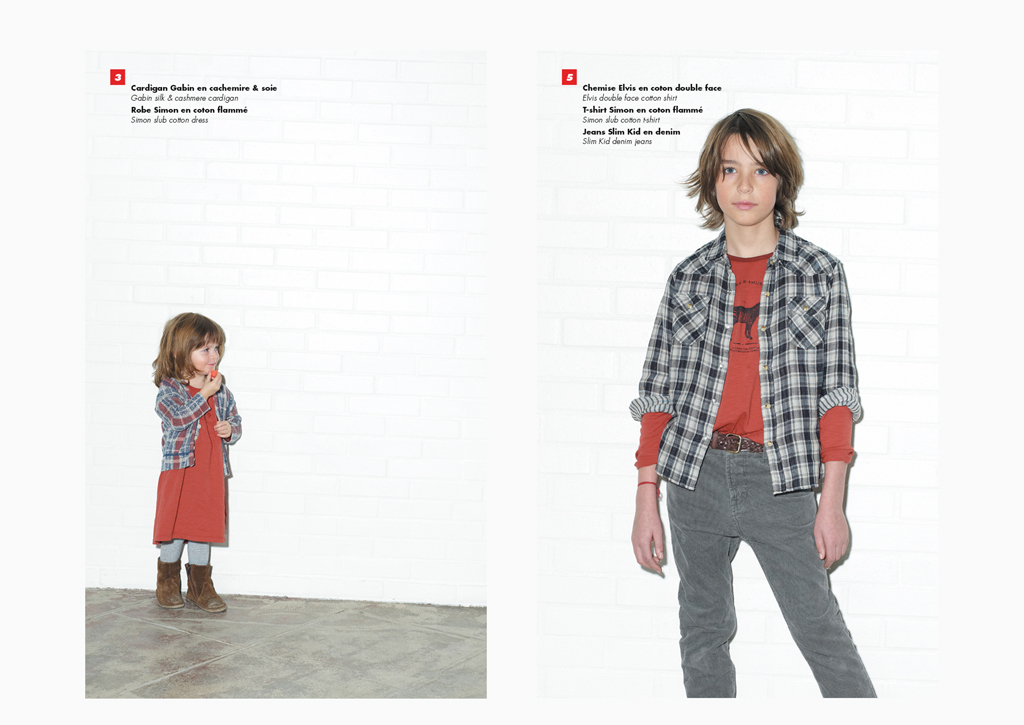LOFT - Lookbook FW 2011/12 - Inside pages