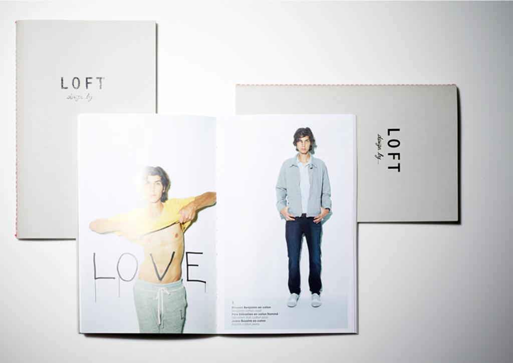 LOFT - Lookbook SS 2011 - Cover