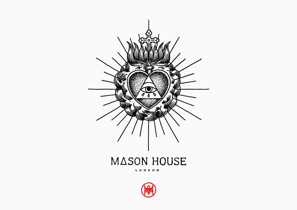 Mason House - Logo