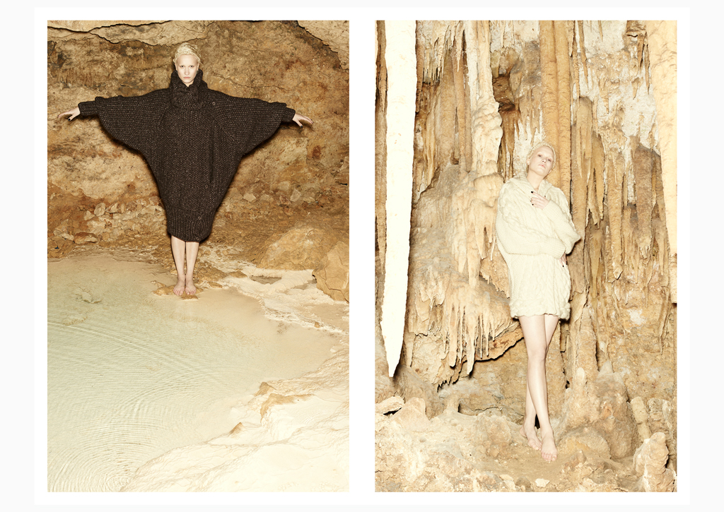 Charlotte Mullor - Lookbook - FW 2012/13 - Inside pages