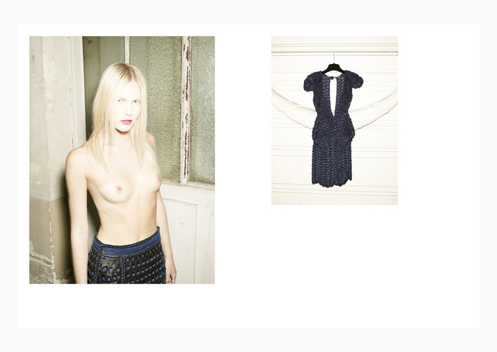 Charlotte Mullor - Lookbook - SS 2013 - Inside pages