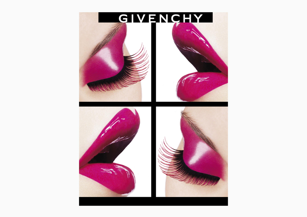 Givenchy - Campaign - Make-up