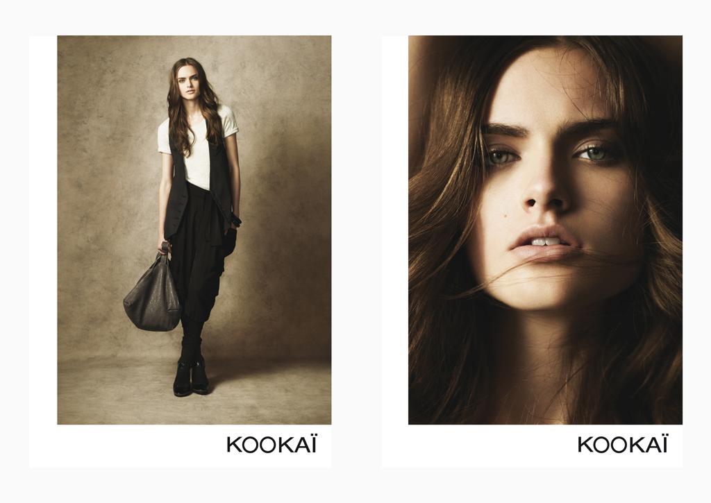Kookai - Campaign - FW 2008