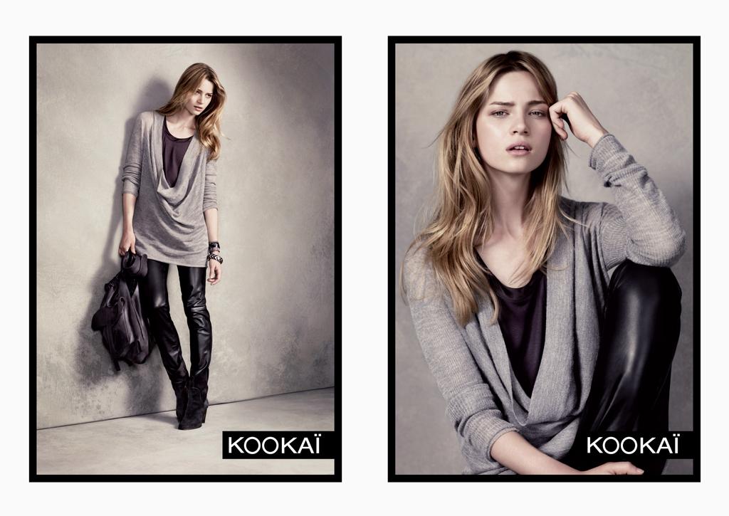 Kookai - Campaign - FW 2009