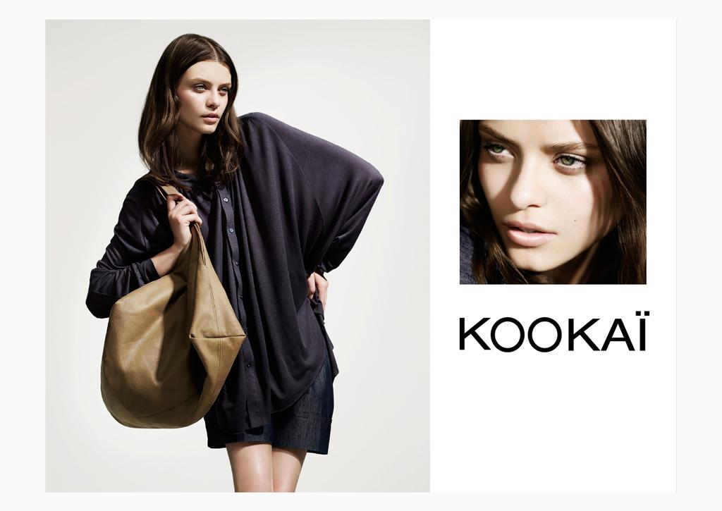 Kookai - Campaign - SS 2008