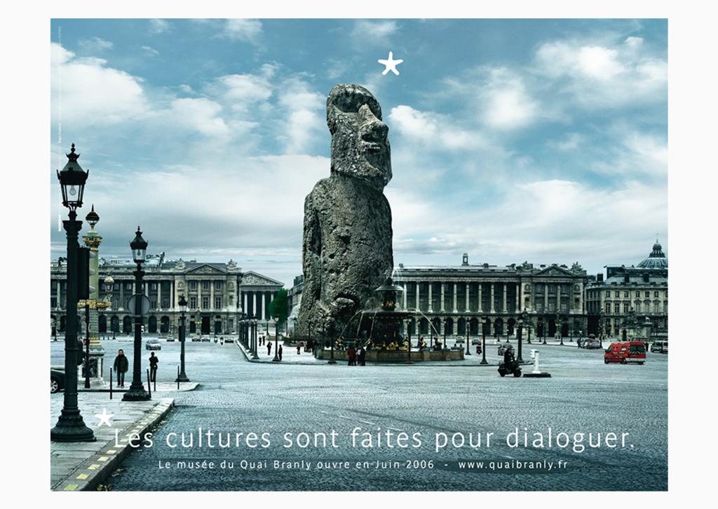 Musee du Quai Branly - Campaign