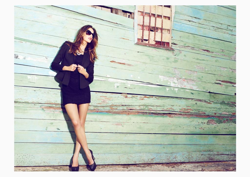 Campaign Exito / Alessandra Ambrosio - 2012