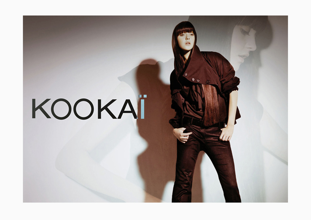 Kookai - Campaign - FW 2007