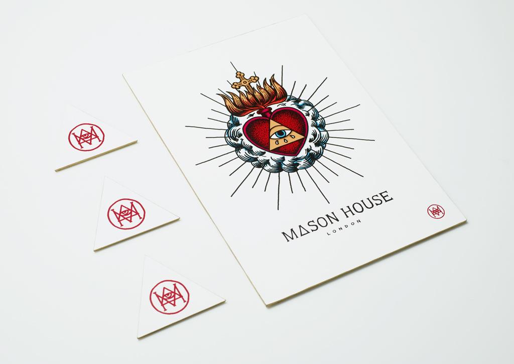 Mason House - Cards