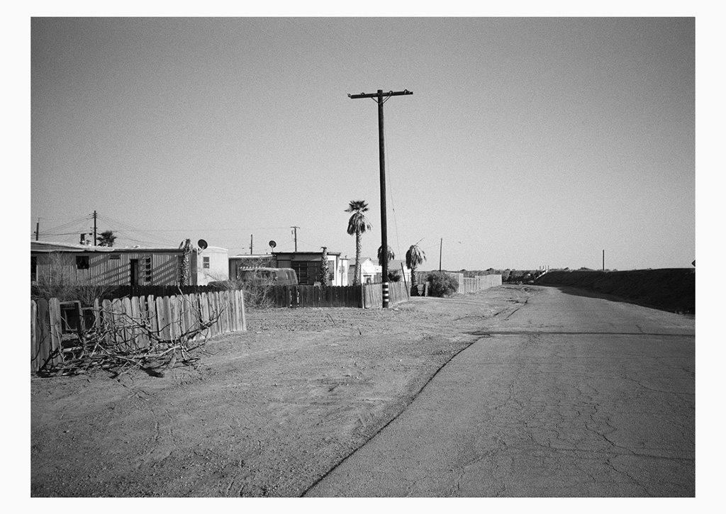 Editorial - Bombay Beach
