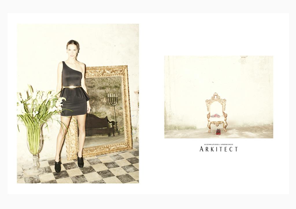 Campaign Arkitect / Alessandra Ambrosio - 2012