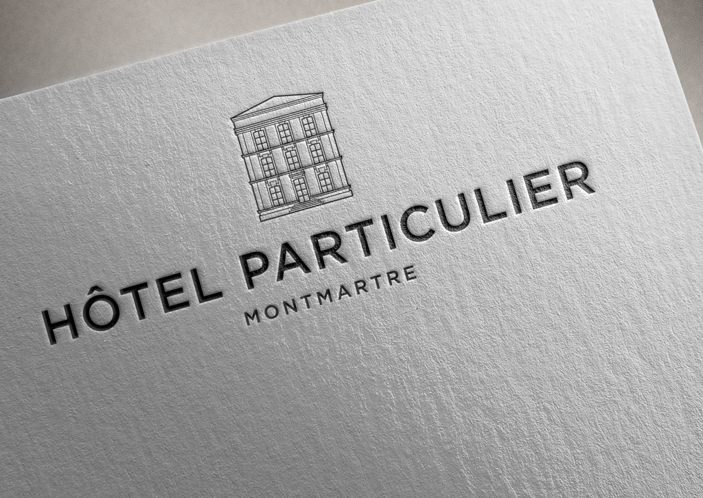 Hotel Particumier Montmartre - Paper