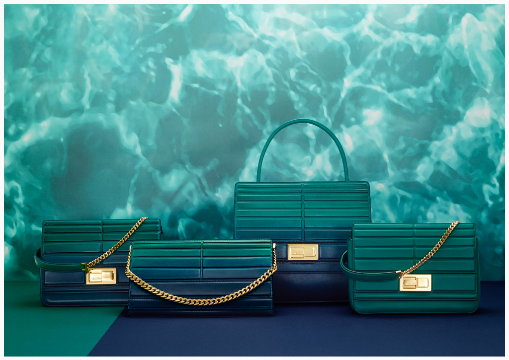 Window Display - Elie Saab - Bags